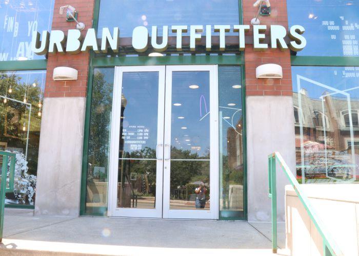 Shopping at Urban
