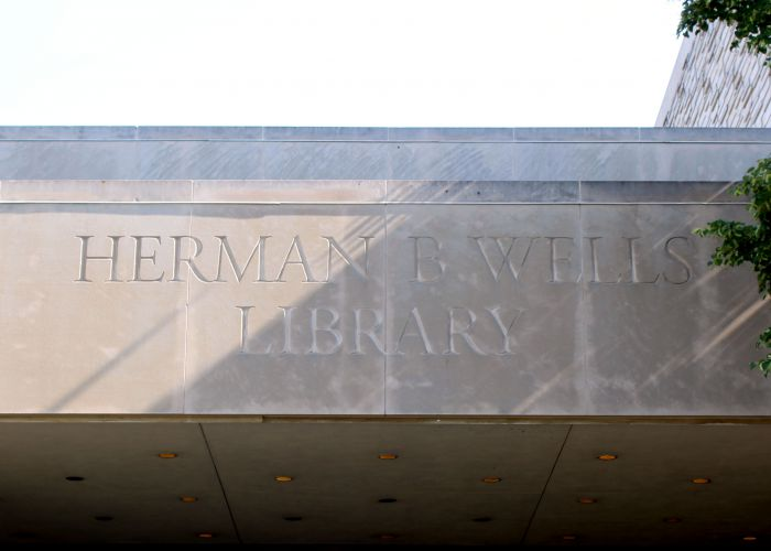 Herman B Wells Library