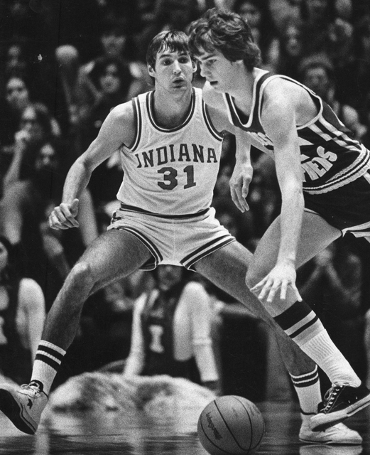 A Bright Light in B-Town: How an IU Basketball Legend  Has Transformed His Community Off the Court