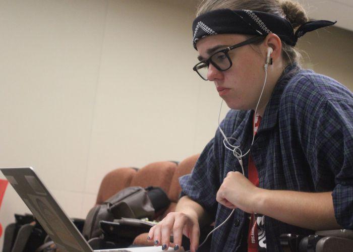 Documenting HSJI with Mikayla Owens